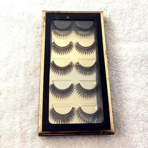 Forever 21 False Lashes #843 (Set of 5 Pairs)
